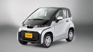 El Toyota C+ Pod se estrena en Japón: Un eléctrico solo para ciudad