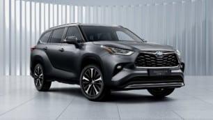 El Toyota Highlander ya tiene precios en Francia: Algo caro