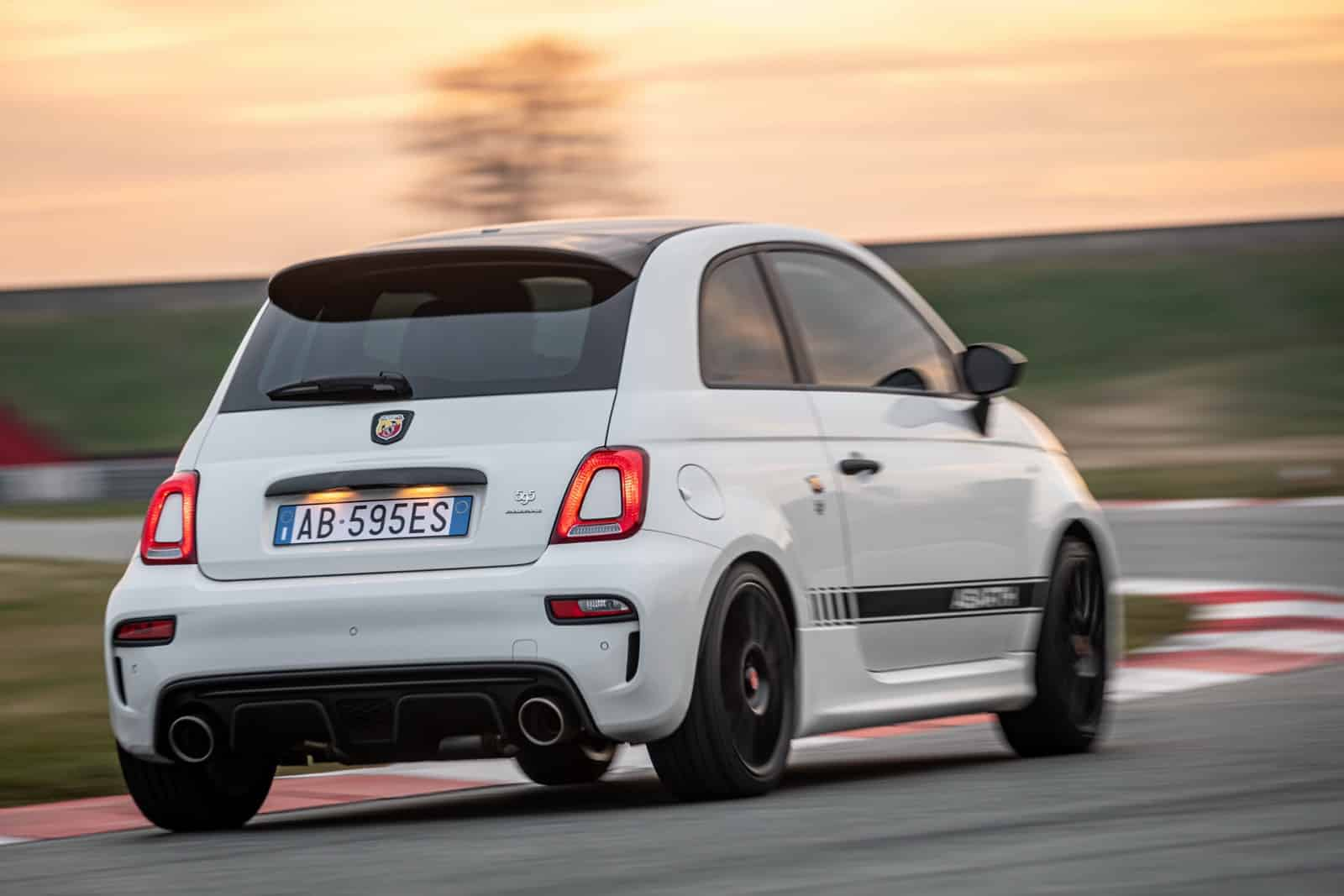 This is the Abarth 2021 range: No major changes