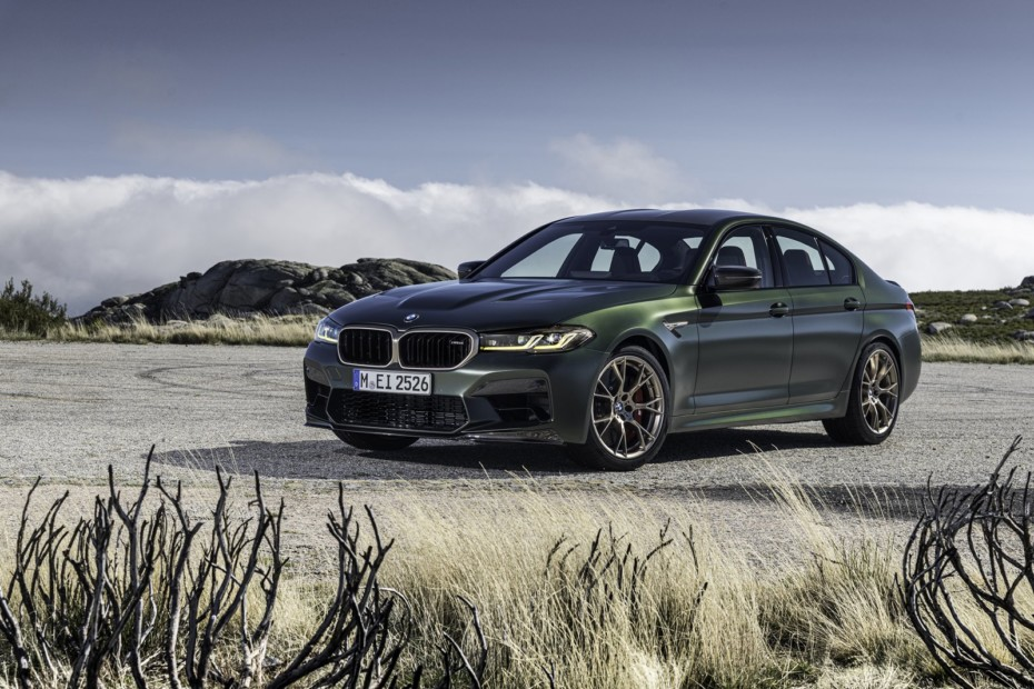 El BMW M5 CS ya tiene precio en España: más de 200.000 euros por la joya de la corona