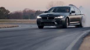 [Vídeo] Escucha y disfruta del BMW M5 CS sobre la pista: sencillamente sensacional