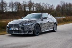 El BMW i4 ya está casi a punto: hasta 530 CV y 600 km de autonomía