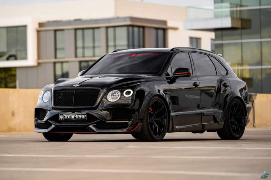 Si el Bentley Bentayga V8 se te queda corto, esta propuesta con 700 CV no te va a defraudar