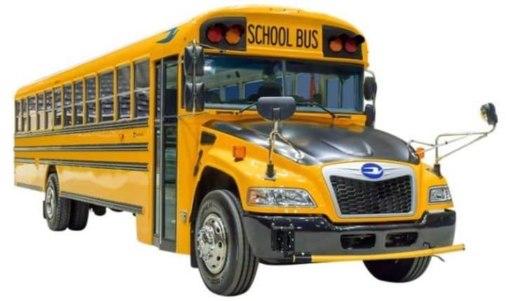 El salvaje bloque V8 de 7.3 litros de Ford dará vida a muchos autobuses escolares