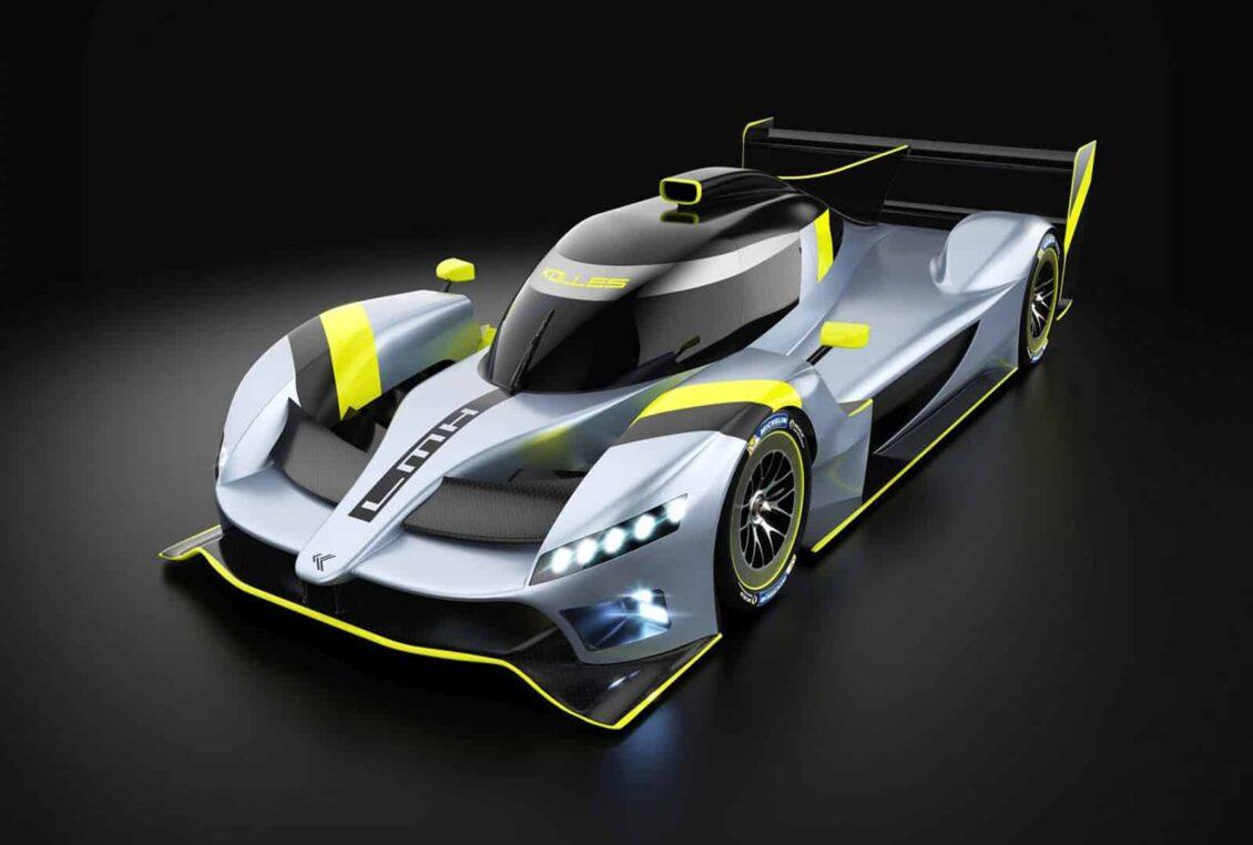 ByKolles Racing presenta su hipercoche para Le Mans 2021: V8 con versión para circuitos y carretera