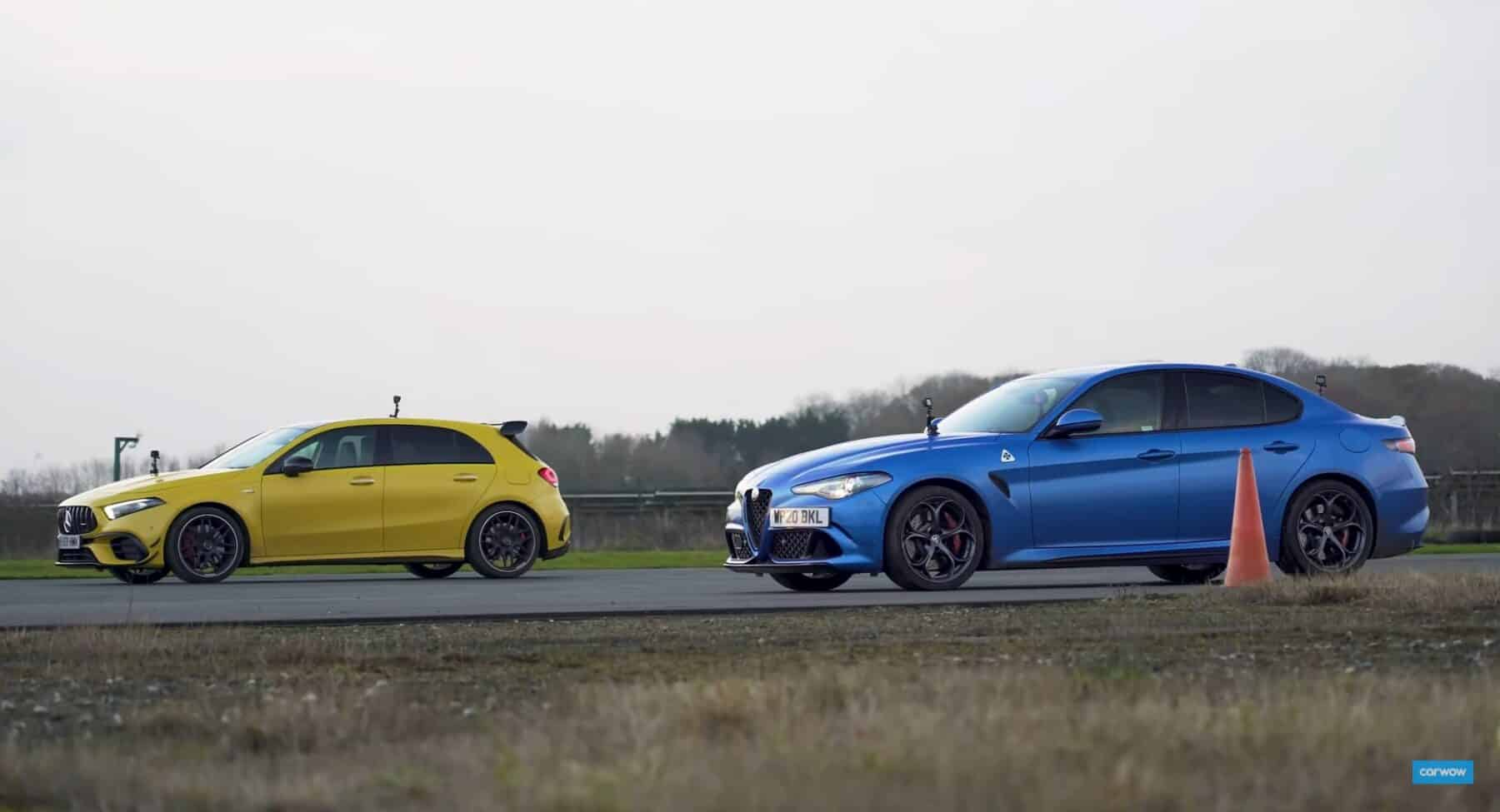 Can the spicy compact with the Italian beast?