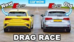 [Vídeo] Audi S3 Sportback 2017 vs. Audi S3 Sportback 2020: ¿Crees que ha mejorado en prestaciones?