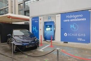 La primer hidrogenera de alta presión ya opera en España: genera hidrógeno solita...