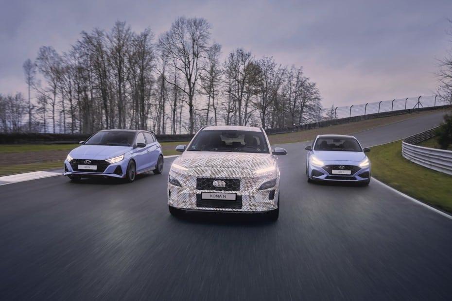 Ya conocemos la potencia y la tracción del nuevo Hyundai Kona N 2021: ¿Prometedor?