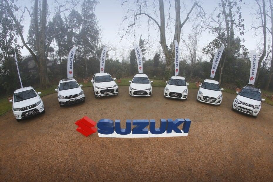 Litros X Kilos: Suzuki dona 3.170 kilos de alimentos de primera necesidad al Banco de alimentos