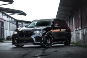 ¿Hay algo mejor que un BMW X5 M Competition?: un X5 M Competition con 200 CV extra