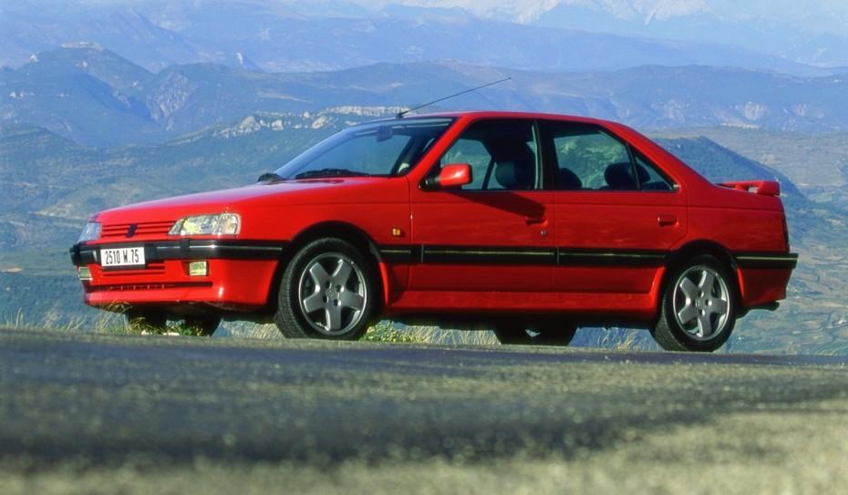 Peugeot 405 T16: la auténtica berlina GTi que todos deseaban en los '90