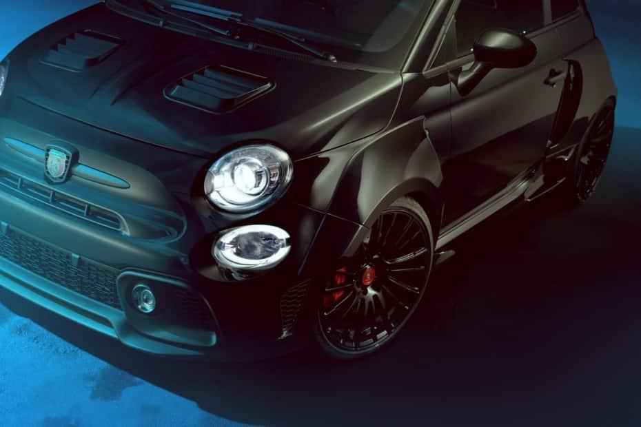POGEA RACING nos presenta el Fiat Abarth 595 HÉRCULES