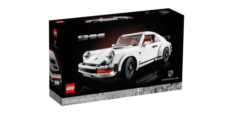 Lo sentimos pero vas a tener que comprarte este nuevo Porsche 911 de LEGO
