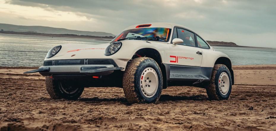 ¿Qué te parece este Porsche 911 de 1990 Reimagined by Singer?