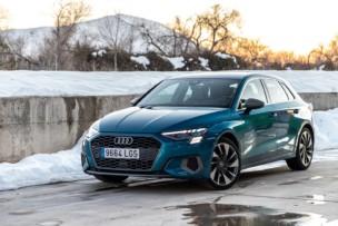 Prueba Audi A3 Sportback 35 TDI 150 CV S tronic: excelente relación prestaciones-consumo