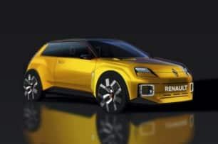 Así es el Renault 5 Prototype: 100% eléctrico y espectacular