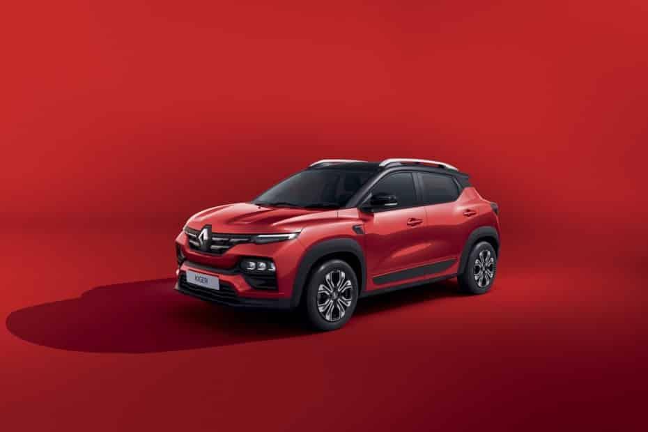 ¡Oficial!: Así es el Renault Kiger, un modelo asequible para la India que llegará a Europa