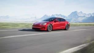 Adiós al Tesla Model S Plaid +