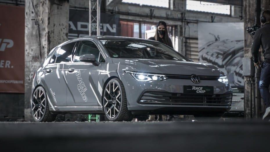 Hasta 192 CV y 318 Nm de par para el bloque 1.5 TSI del Volkswagen Golf Mk8