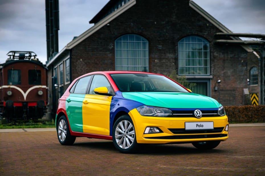 ¿Qué te parece este Volkswagen Polo Harlekin 2021?: esta es su historia