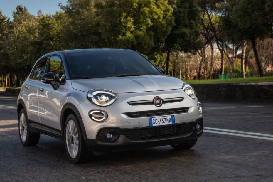 Ya a la venta los Fiat 500X MY2021: Aquí los precios