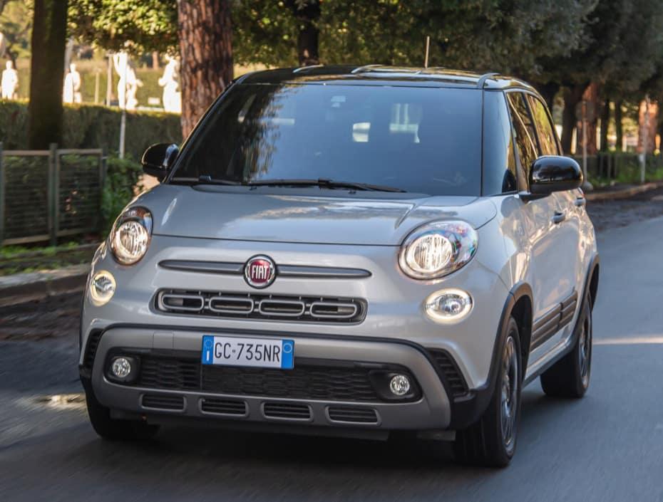 Ya a la venta la gama 2021 del Fiat 500L