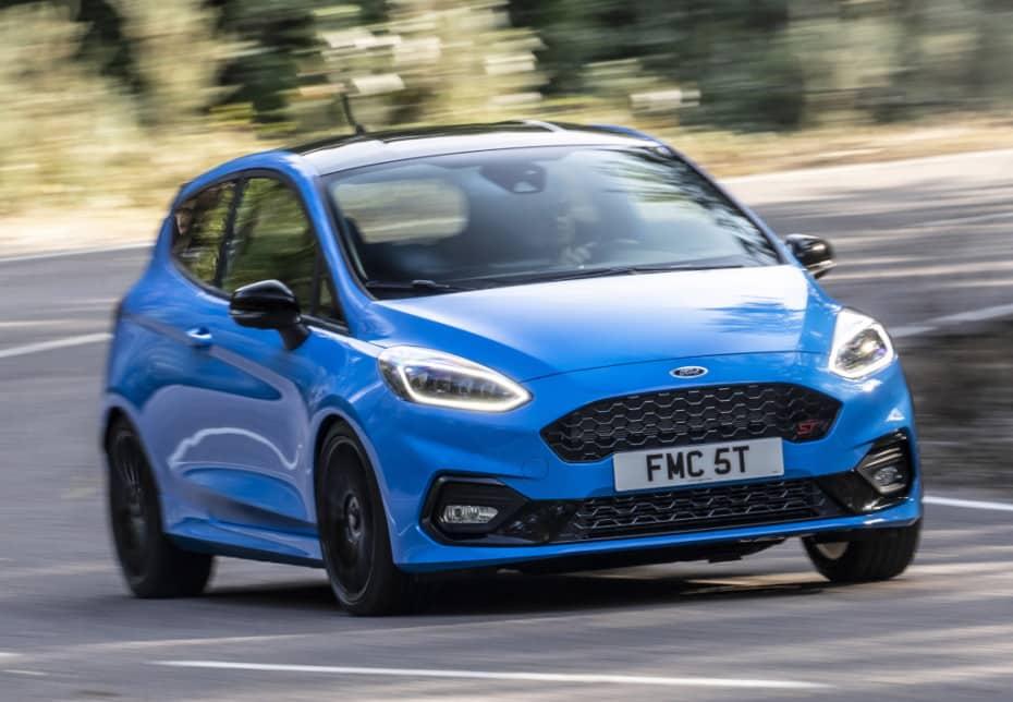 Nuevo Ford Fiesta ST Edition: Más vistoso si cabe