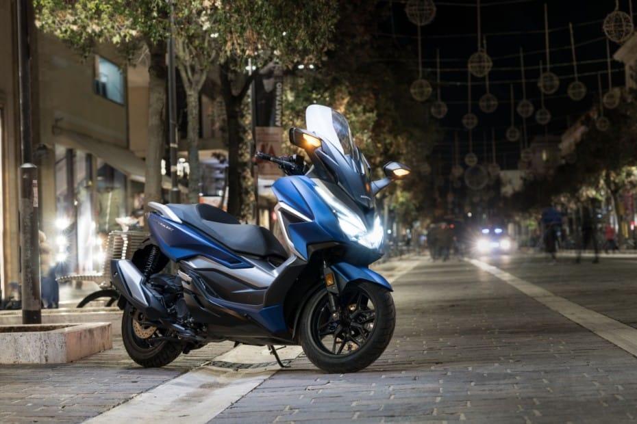 Ya a la venta la nueva Honda Forza 350: De lo mejor del segmento
