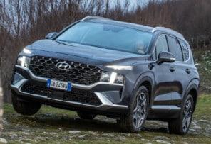 Todos los precios del renovado Hyundai Santa Fe: Híbrido incluido