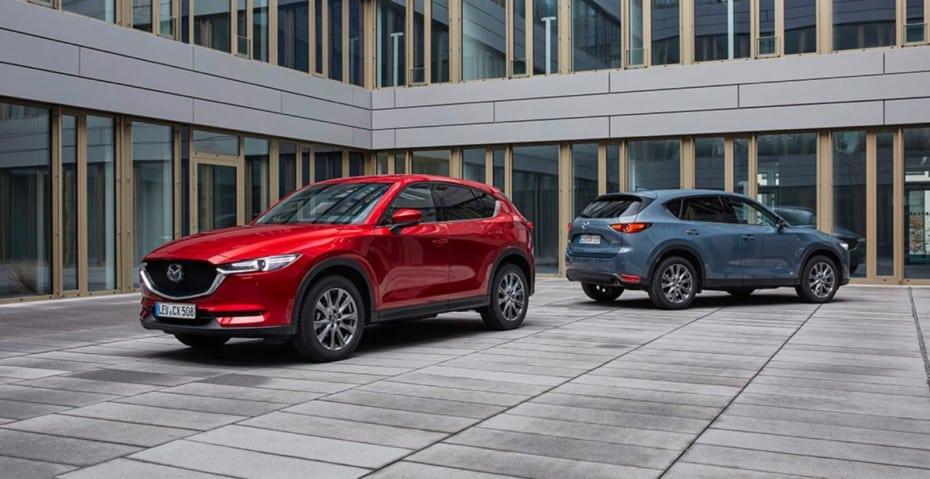 Mazda actualiza el CX-5: nuevo sistema de infoentretenimiento, nuevas ediciones y menos emisiones