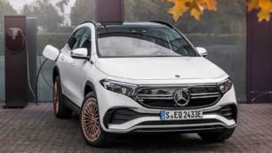 ¡Oficial! Así es el Mercedes-Benz EQA 250: 426 km de autonomía 100% eléctrica