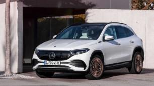 Ya puedes comprar en España el Mercedes-Benz EQA, pero no es para todos los bolsillos