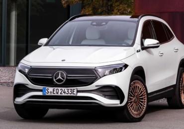 Mercedes-Benz EQA 300 y 350