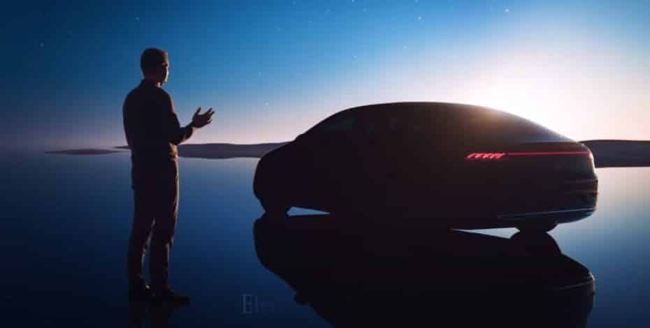 Primer teaser oficial del Mercedes-Benz EQS: «el Clase S eléctrico con 700 km de autonomía»
