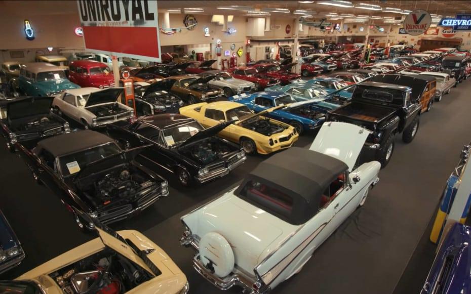 Si eres un fanático de los 'muscle car' americanos clásicos ahora tienes 200 ejemplares a la venta