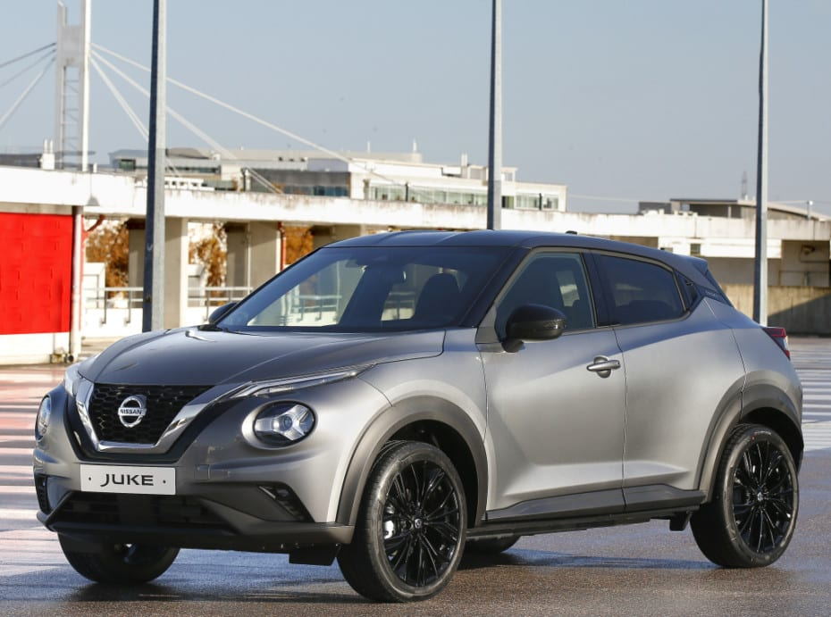 El Nissan Juke estrena edición especial «Enigma»