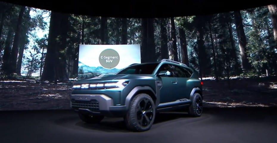 Dacia nos muestra su futuro modelo: ¿un concept que estrenará nuevo logo?
