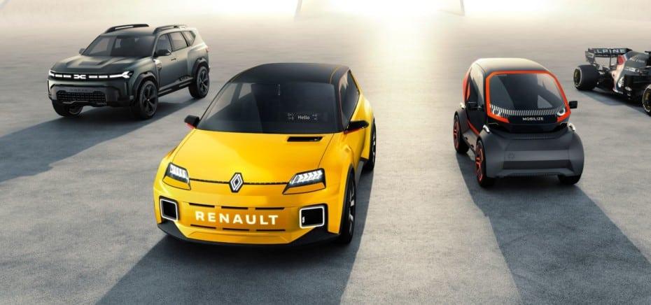 El Renault 5 renacerá como un coche eléctrico de acceso muy pasional