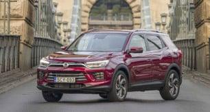 Ventas año 2020, Hungría: Suzuki mantiene el dominio y el Korando sorprende