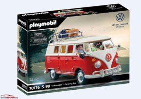 Playmobil lanza el Beetle y la T1 Samba Bus: molan mucho pero el bolsillo...