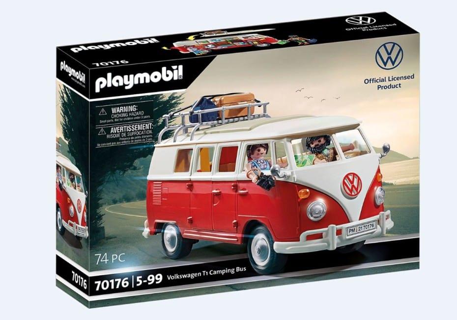 Playmobil lanza el Beetle y la T1 Samba Bus: molan mucho pero el bolsillo…