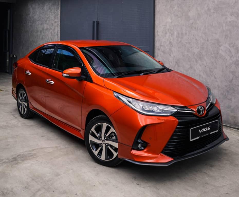 El Toyota Vios llegará a Europa: Solo para los mercados del CIS