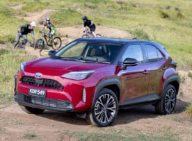 Ya puedes reservar el Toyota Yaris Cross en España: Algo caro pero con tracción total