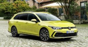 Ventas año 2020, Alemania: El VW Golf mantiene el dominio