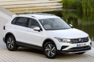 Arranca la comercialización del Volkswagen Tiguan eHybrid en España: Aquí los precios