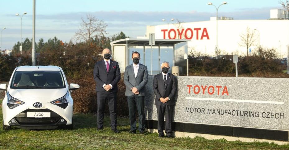 Toyota se queda con la planta checa de Kolín: Mantendrá la producción de los urbanos