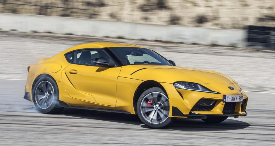 ¡Bomba! Llega el Toyota GR Supra Pure: Con el motor 2.0 Turbo por mucho menos