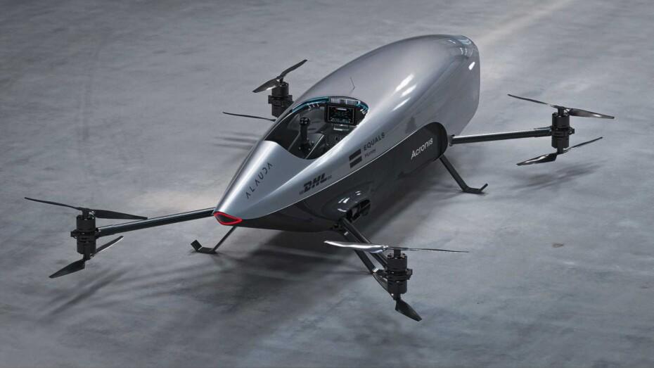 Las carreras de coches voladores eléctricos no tripulados serán una realidad este 2021