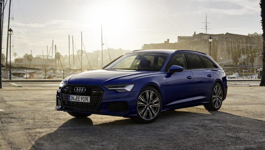 Ya a la venta el Audi A6 Avant 50 TFSIe quattro: el PHEV familiar de acceso